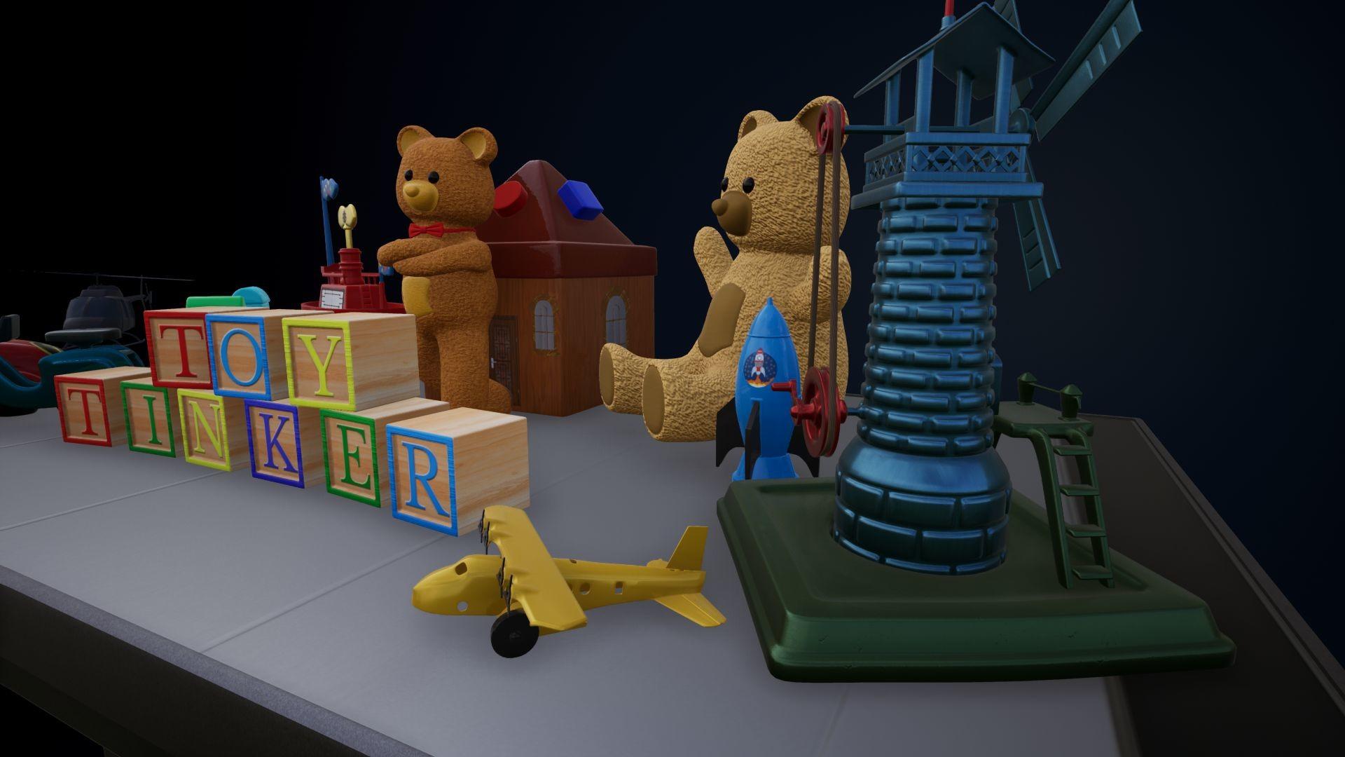 Toy Tinker Simulator: BETA PC Fiyatları