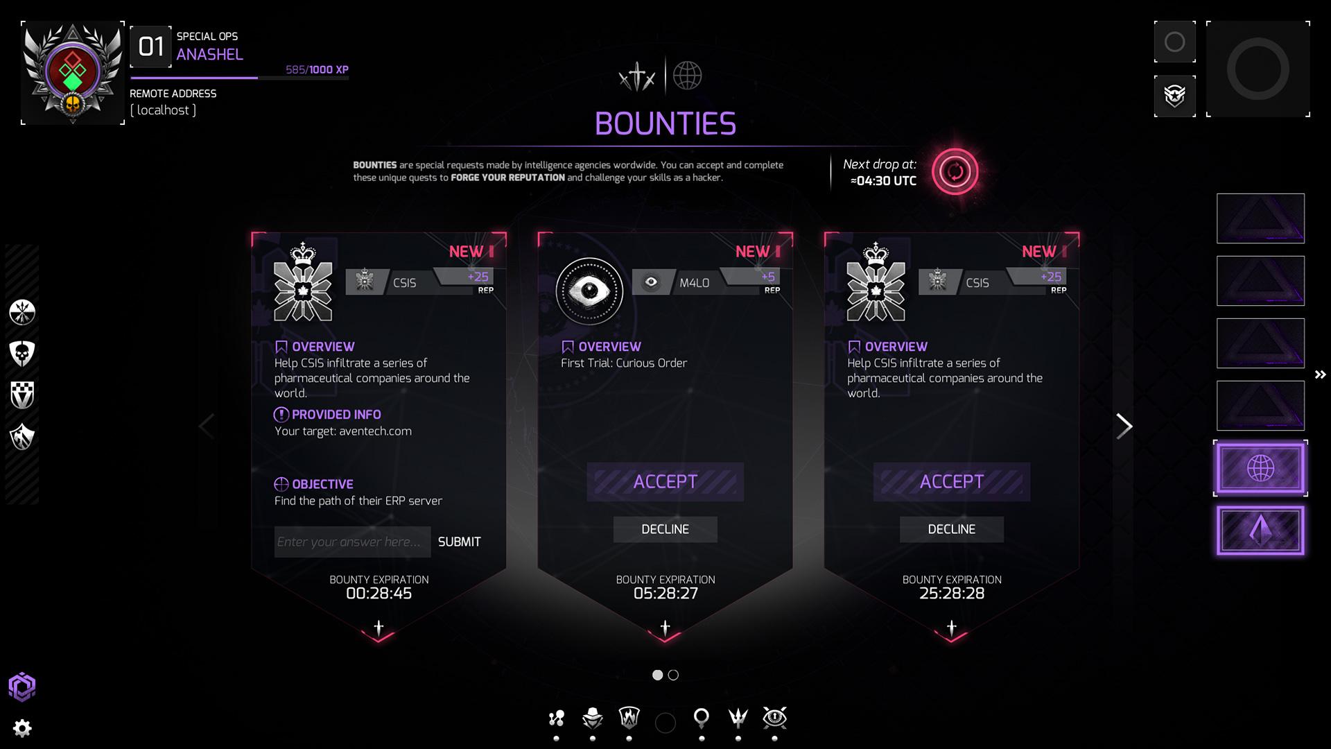 NITE Team 4 - Military Hacking Division