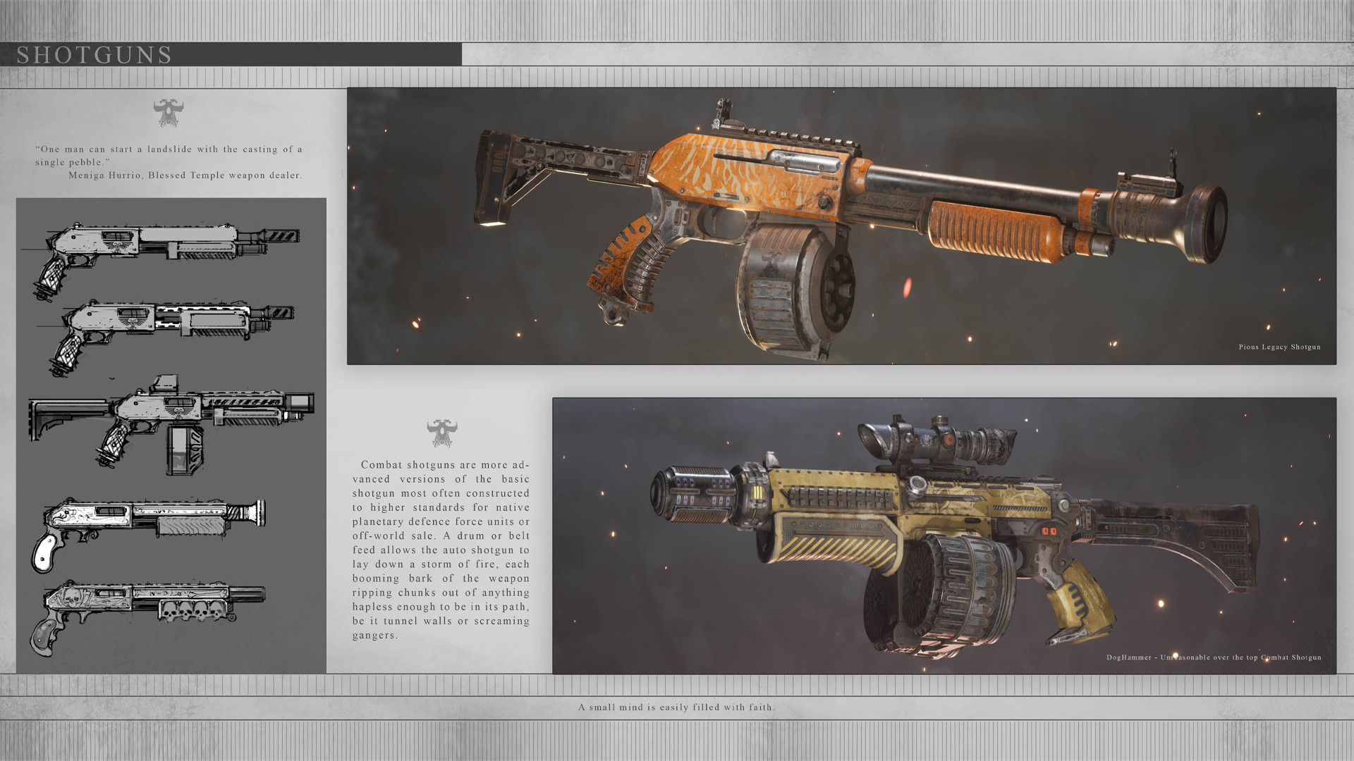 Necromunda: Hired Gun - Artbook PC Fiyatları