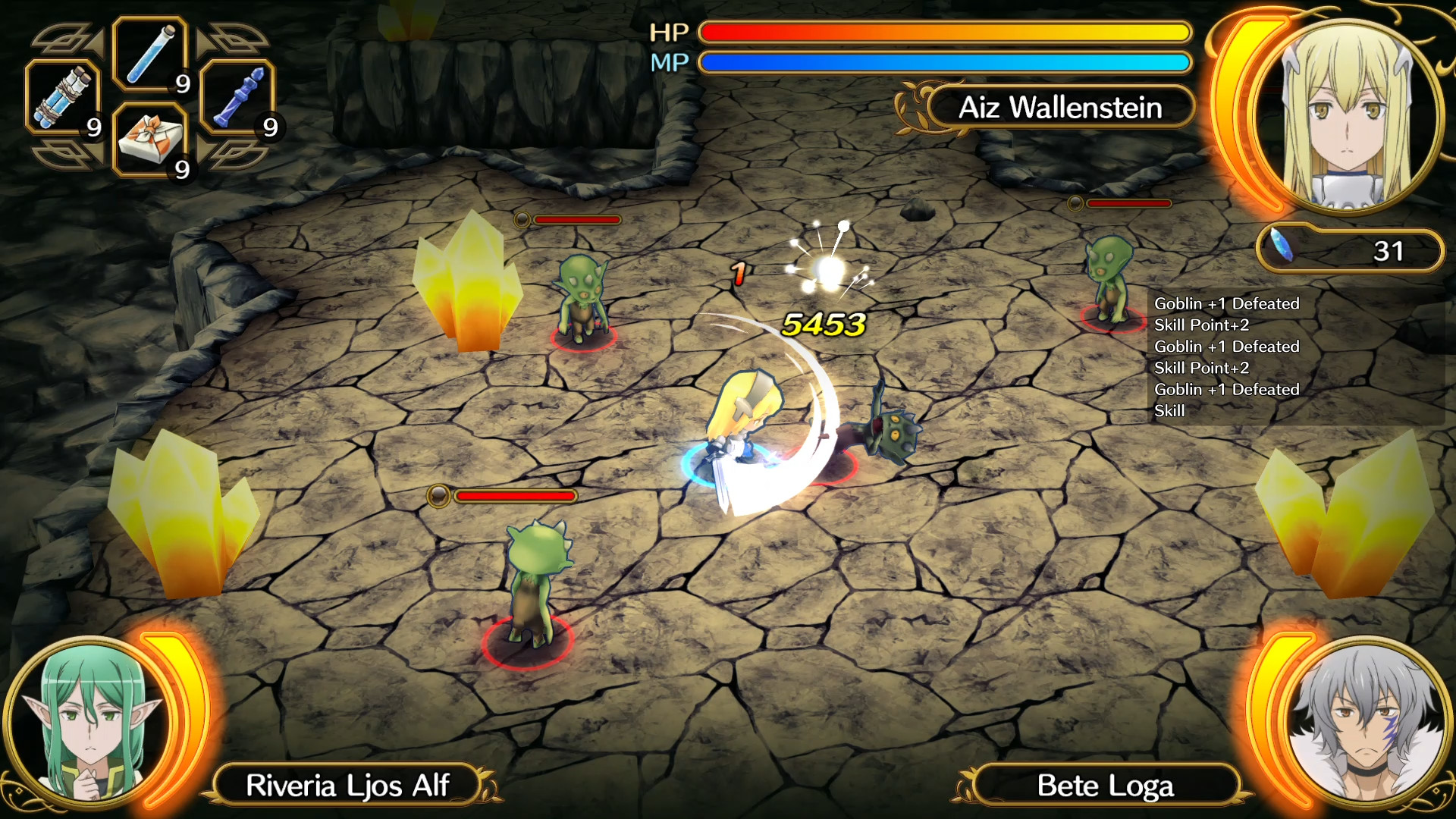 Is It Wrong to Try to Pick Up Girls in a Dungeon? Infinite Combate PC Fiyatları