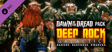 Deep Rock Galactic - Dawn of the Dread Pack