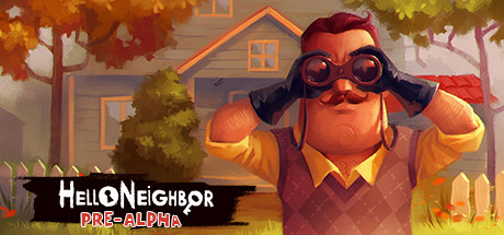 Hello Neighbor Pre-Alpha