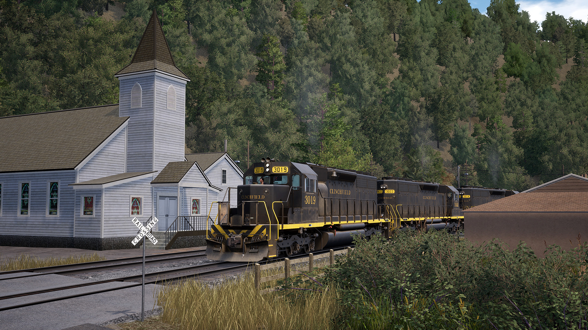 Train Sim World 2: Clinchfield Railroad: Elkhorn - Dante Route Add-On PC Key Fiyatları