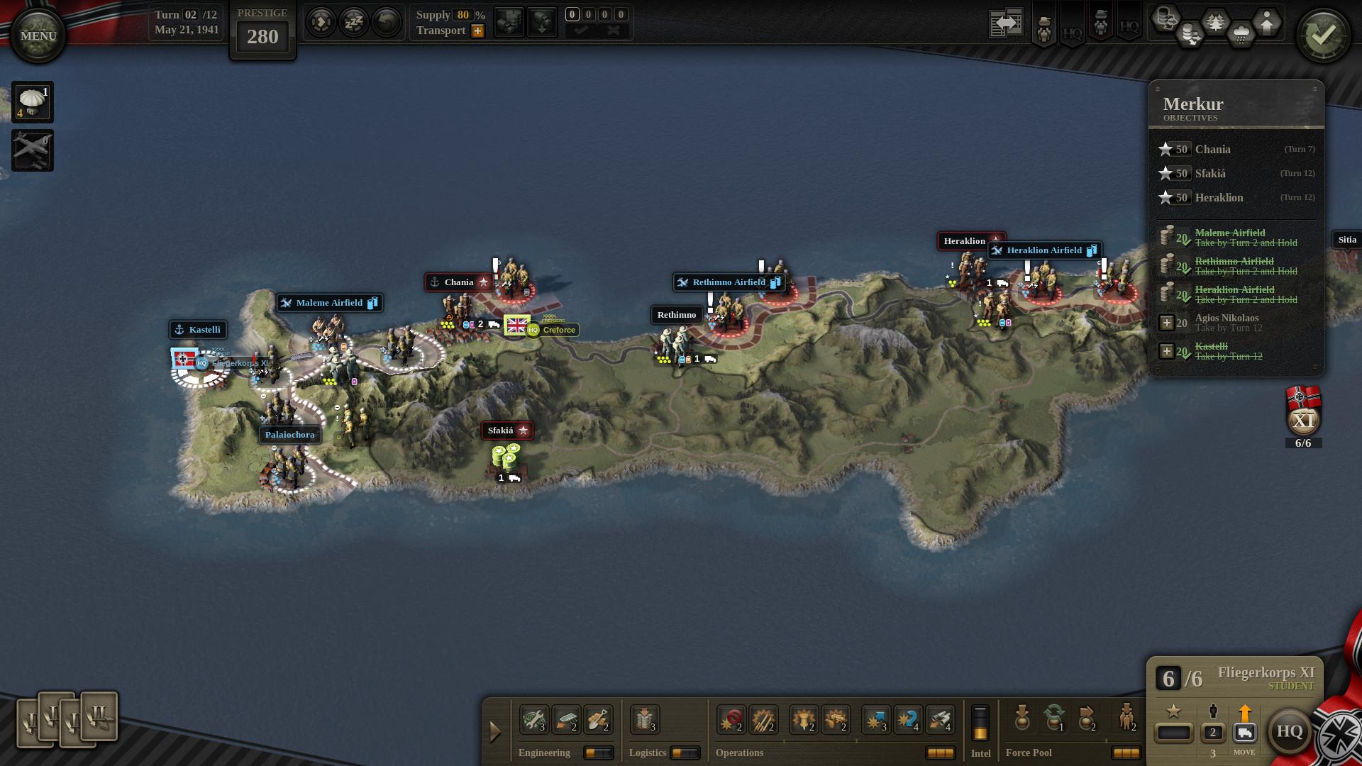 Unity of Command II - Blitzkrieg