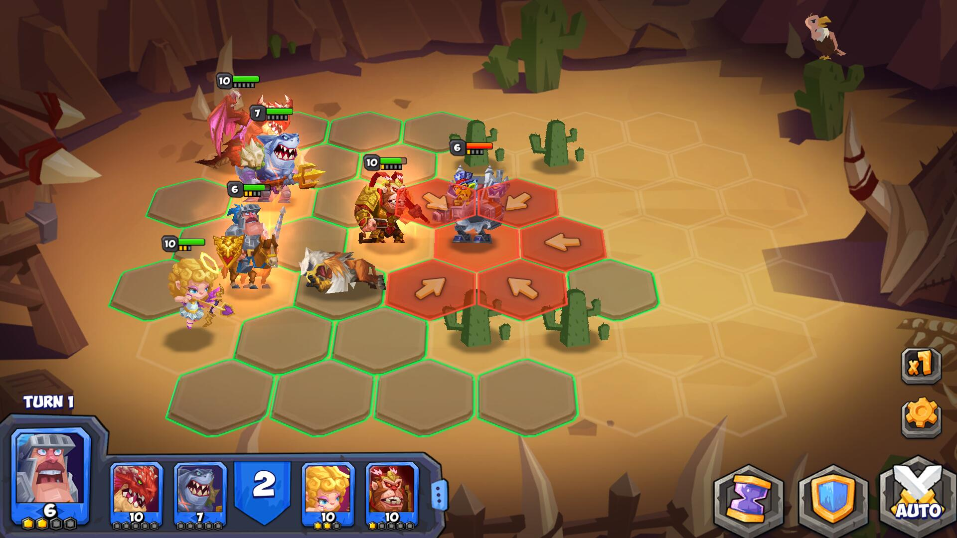 Tactical Monsters Rumble Arena PC Key Fiyatları