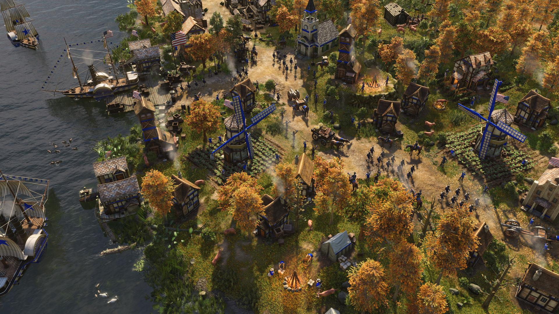 Age of Empires III: Definitive Edition - United States Civilization PC Fiyatları