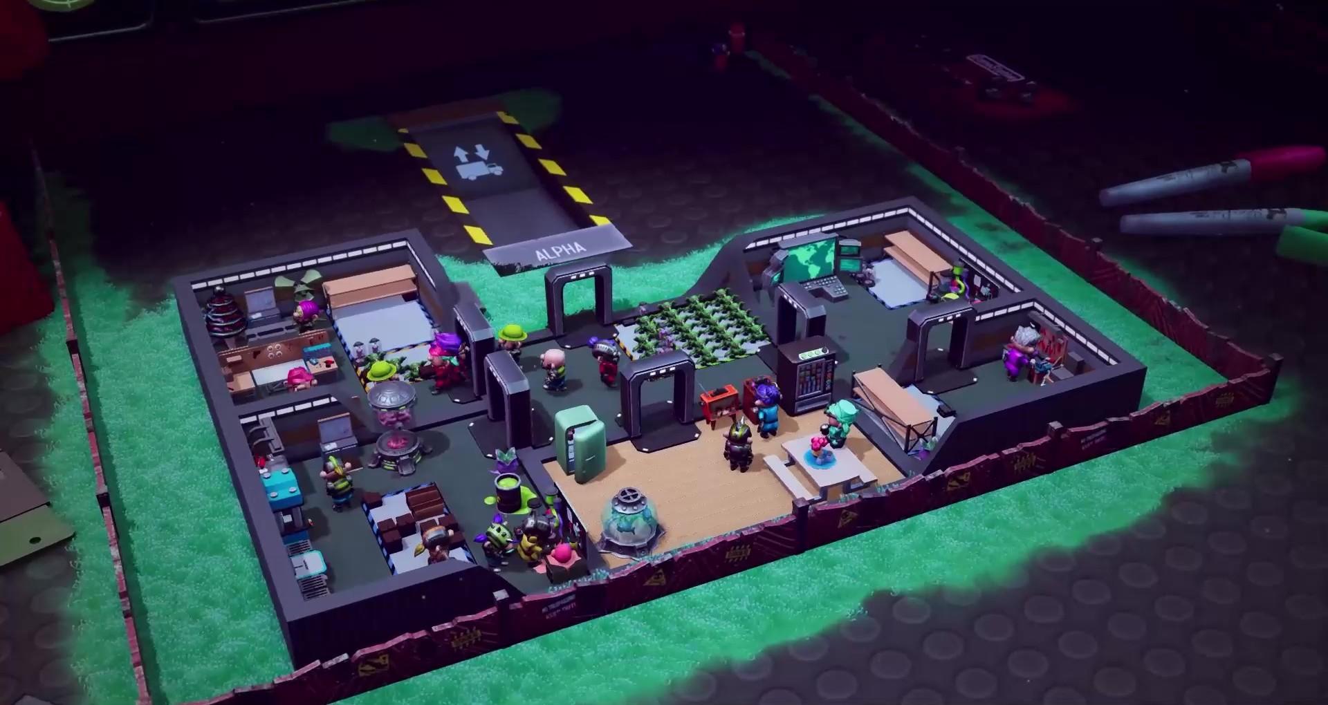 Little Big Workshop - The Evil DLC