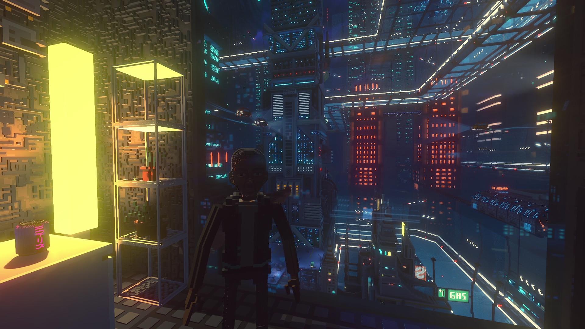 Cloudpunk - City of Ghosts PC Key Fiyatları