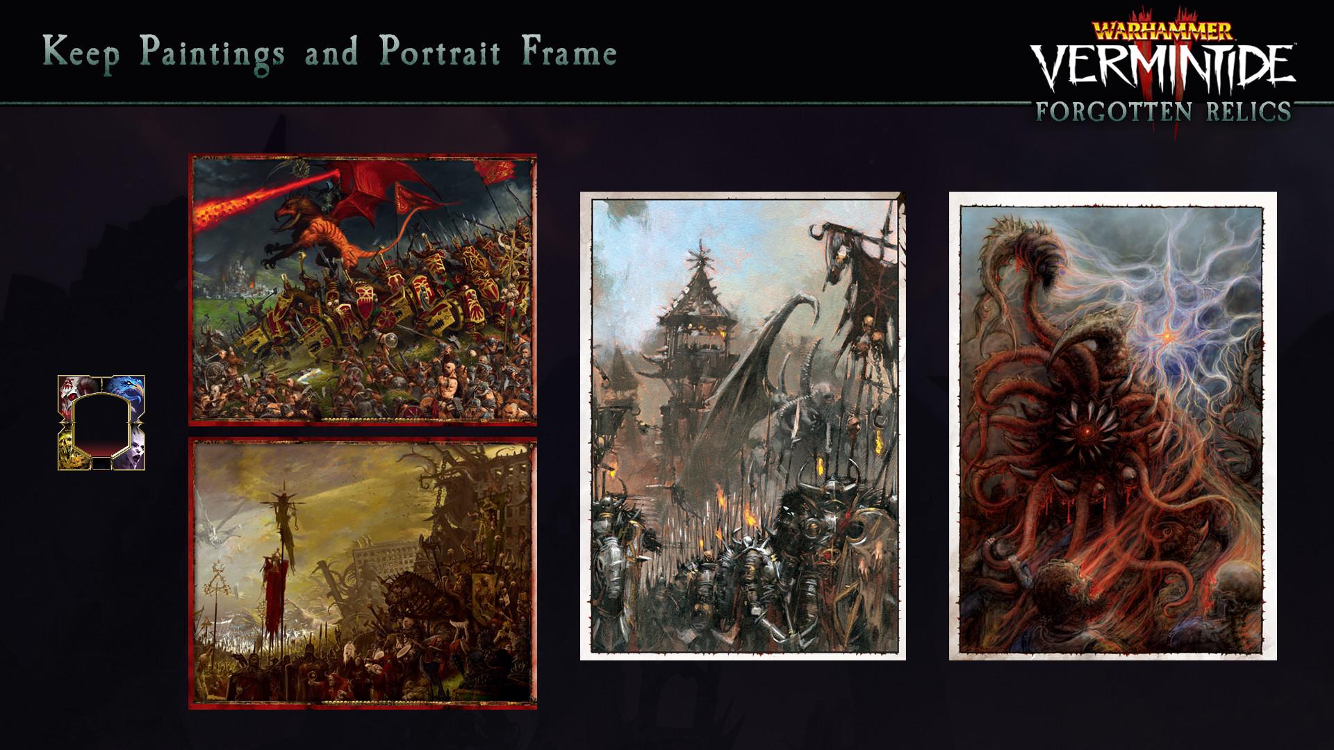 Warhammer: Vermintide 2 - Forgotten Relics Pack