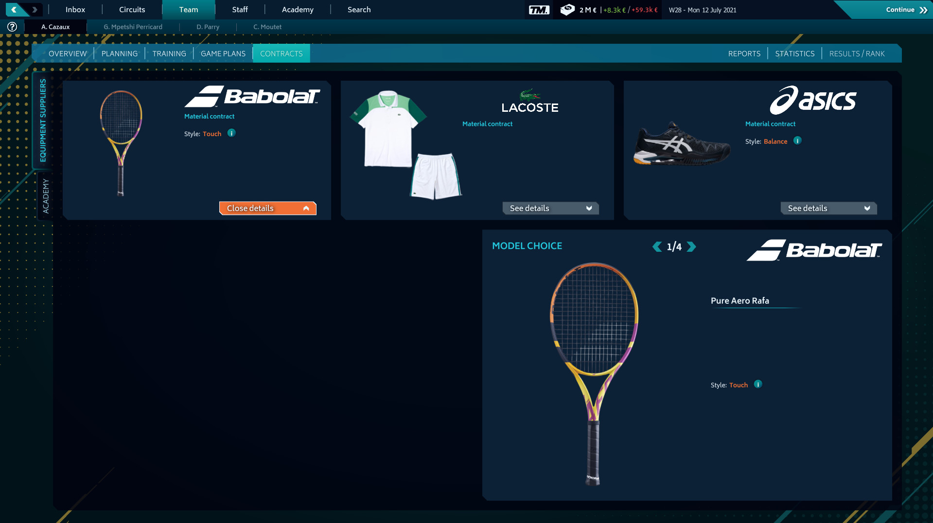 Tennis Manager 2021 Fiyat Karşılaştırma