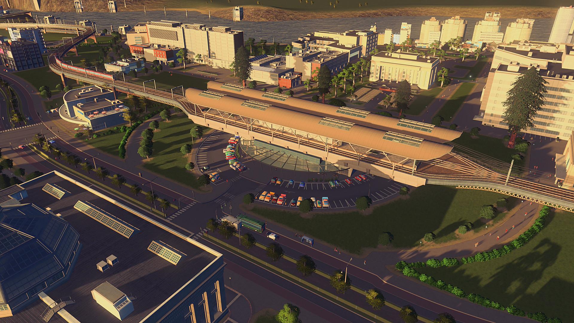 Cities: Skylines - Content Creator Pack: Train Stations Fiyat Karşılaştırma