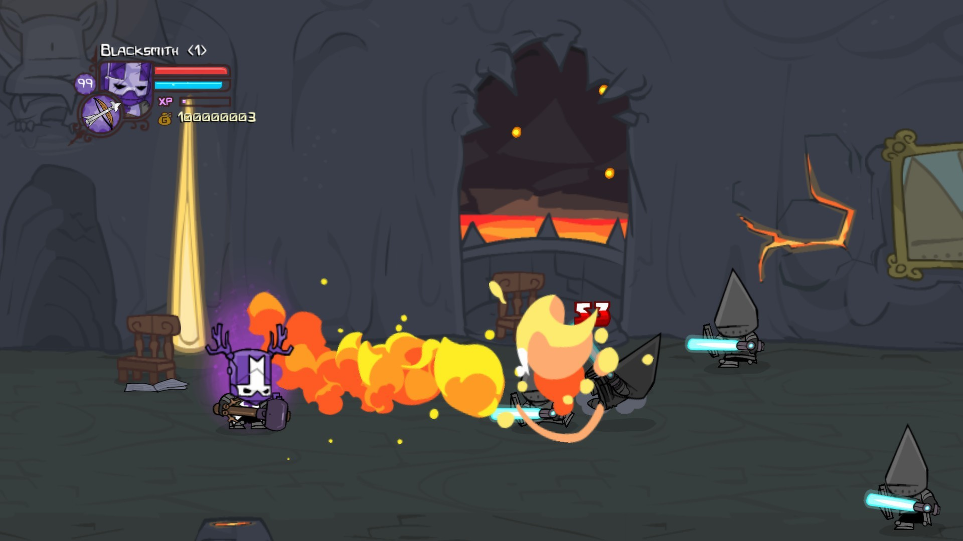Castle Crashers - Blacksmith Pack PC Fiyatları