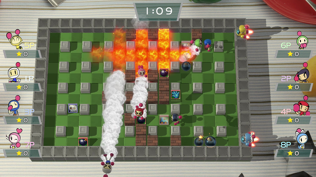 Super Bomberman R PC Fiyatları