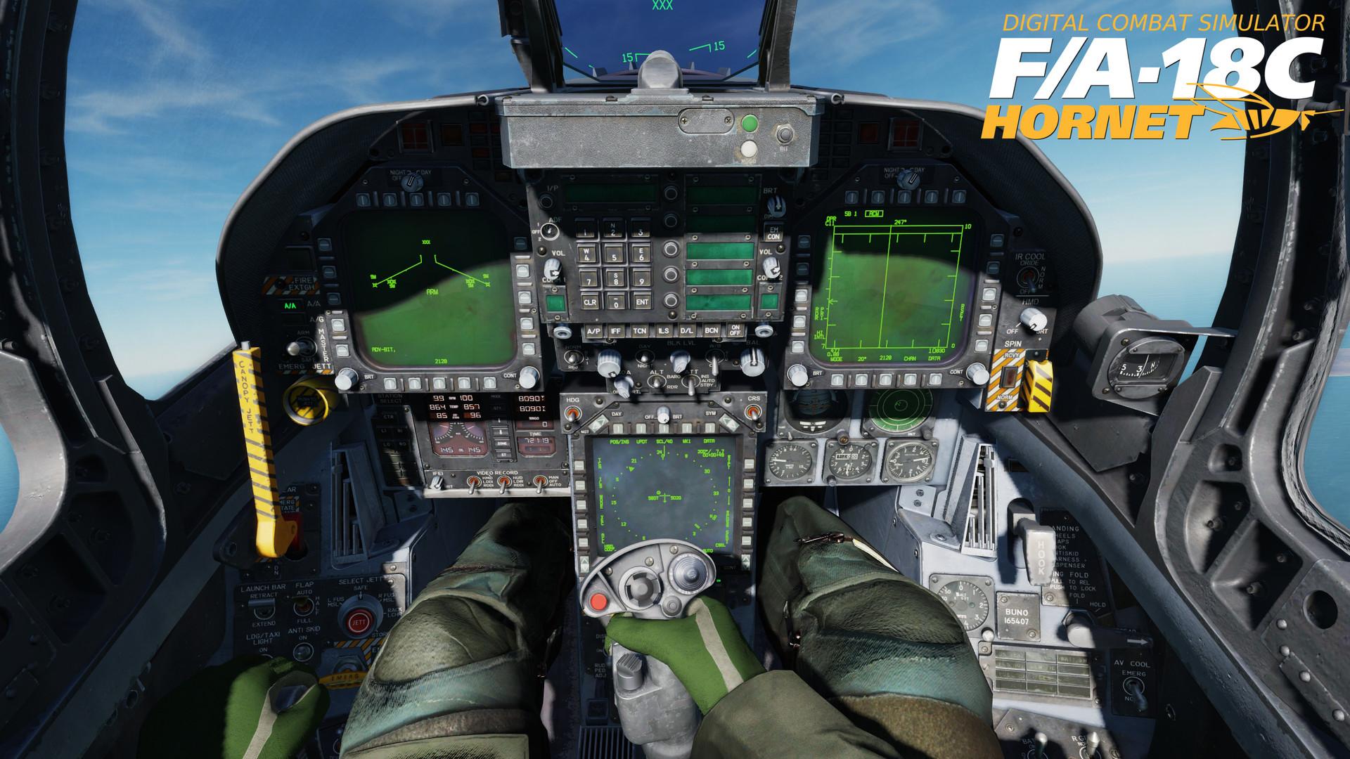 DCS: F/A-18C Hornet Fiyat Karşılaştırma