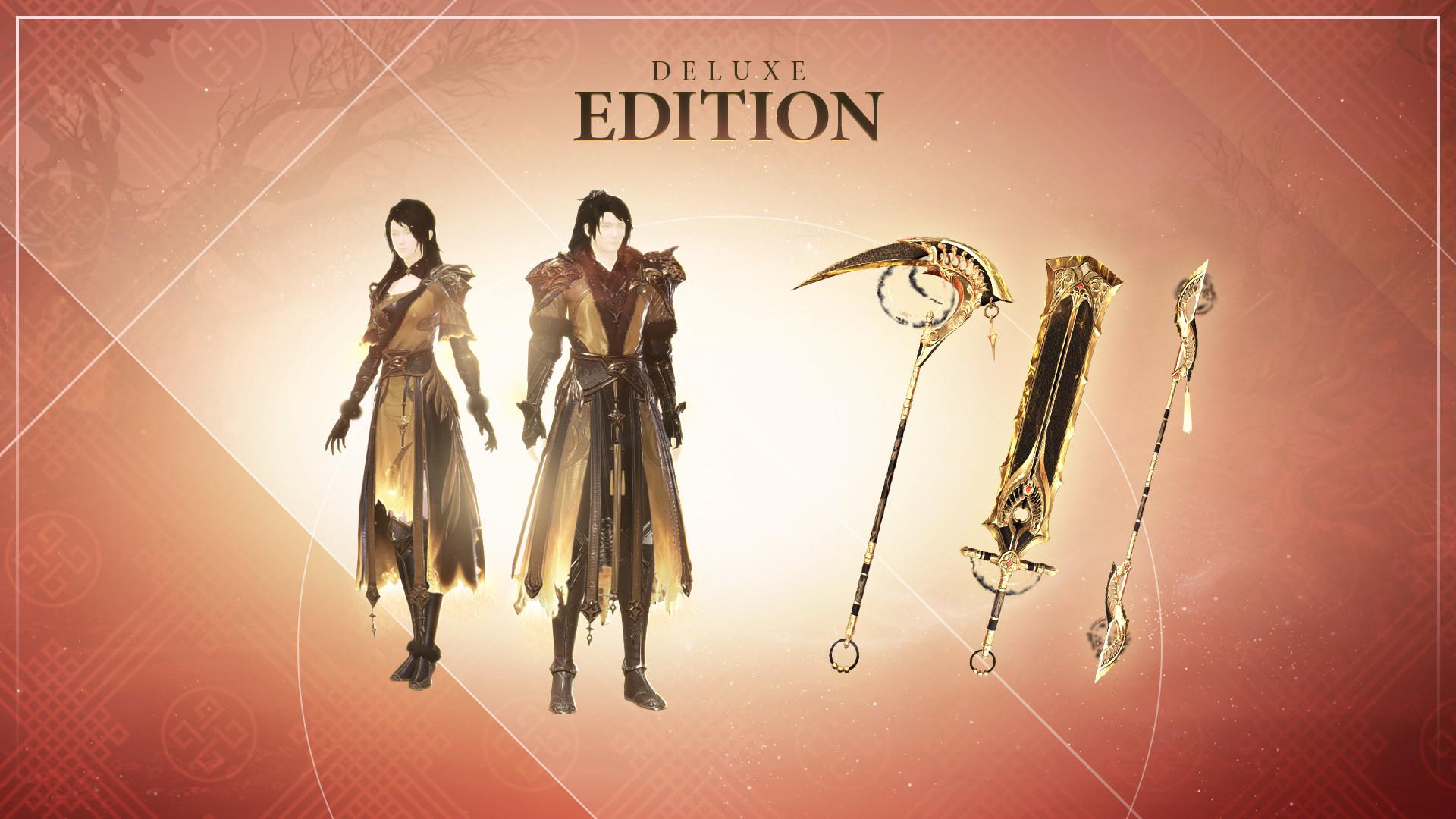 Swords of Legends Online - Deluxe Edition