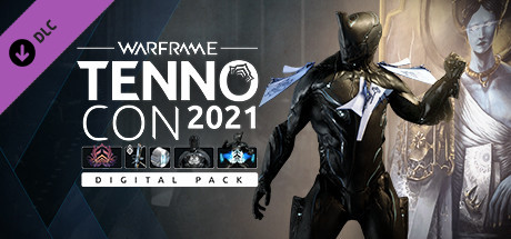 Warframe: TennoCon 2021 Digital Pack