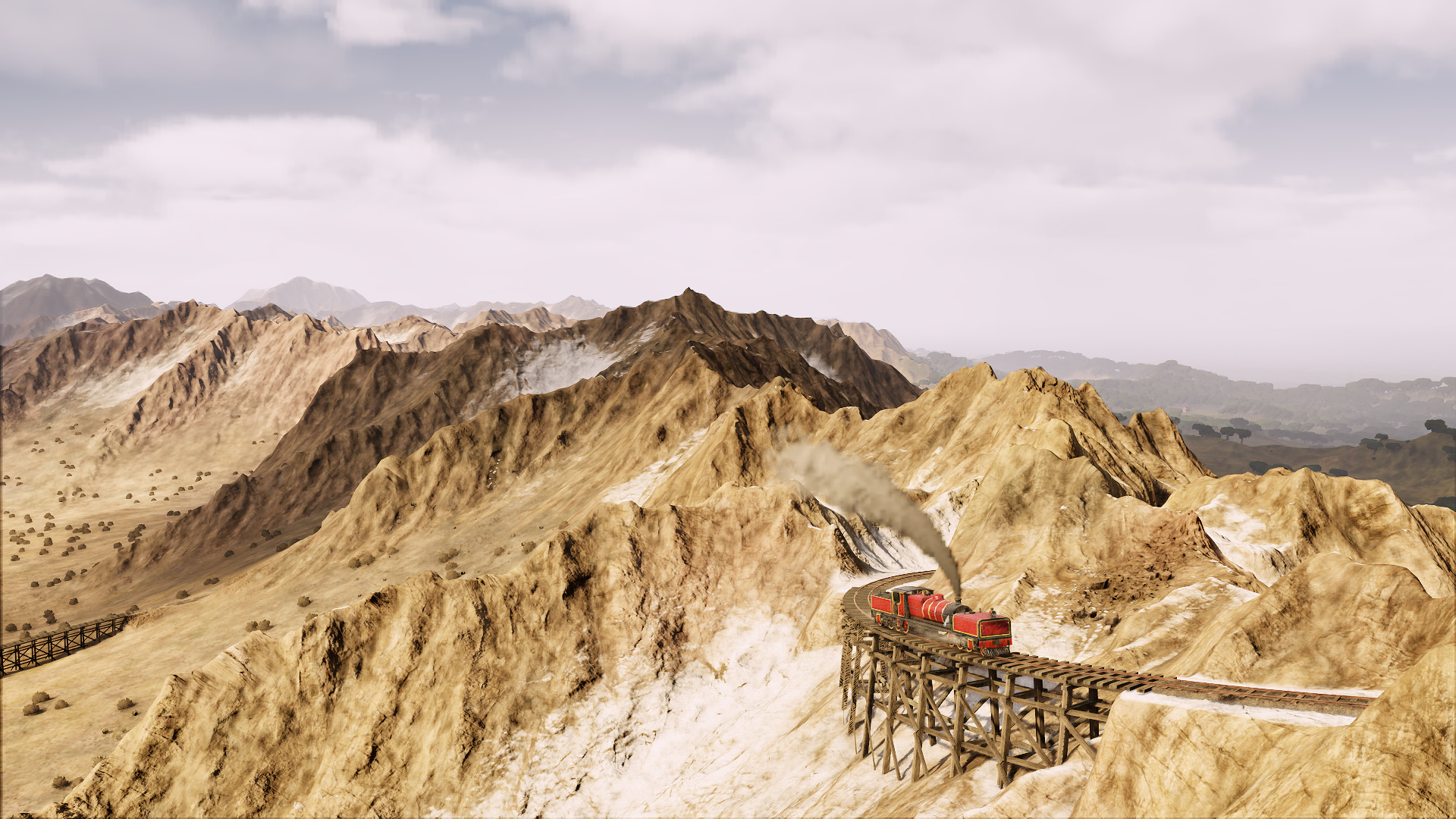 Railway Empire - Crossing the Andes PC Key Fiyatları