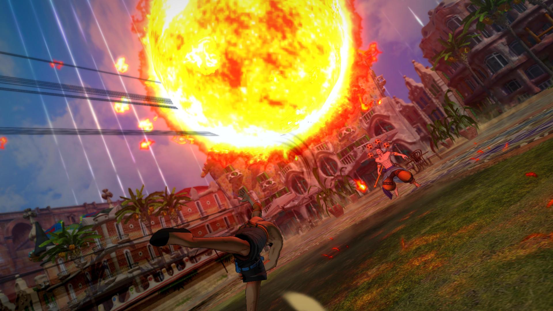 One Piece Burning Blood PC Key Fiyatları