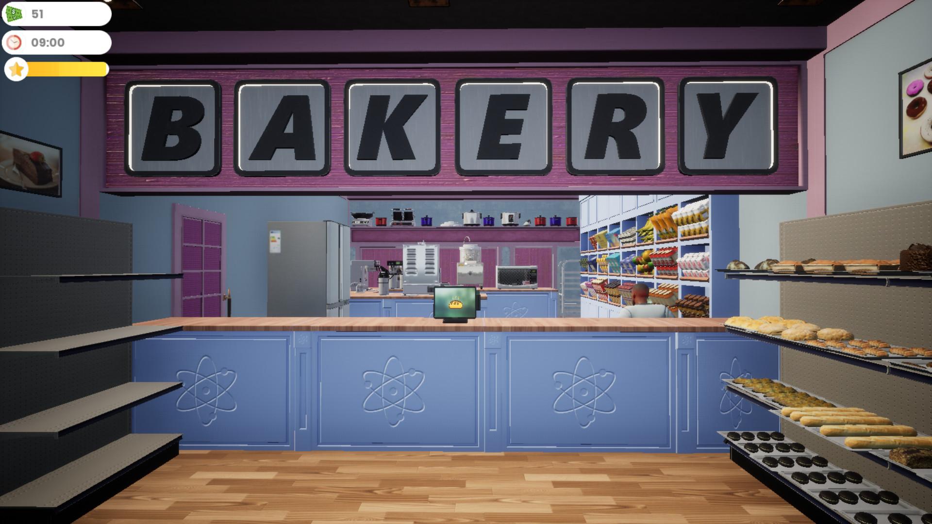 Bakery Shop Simulator PC Fiyatları