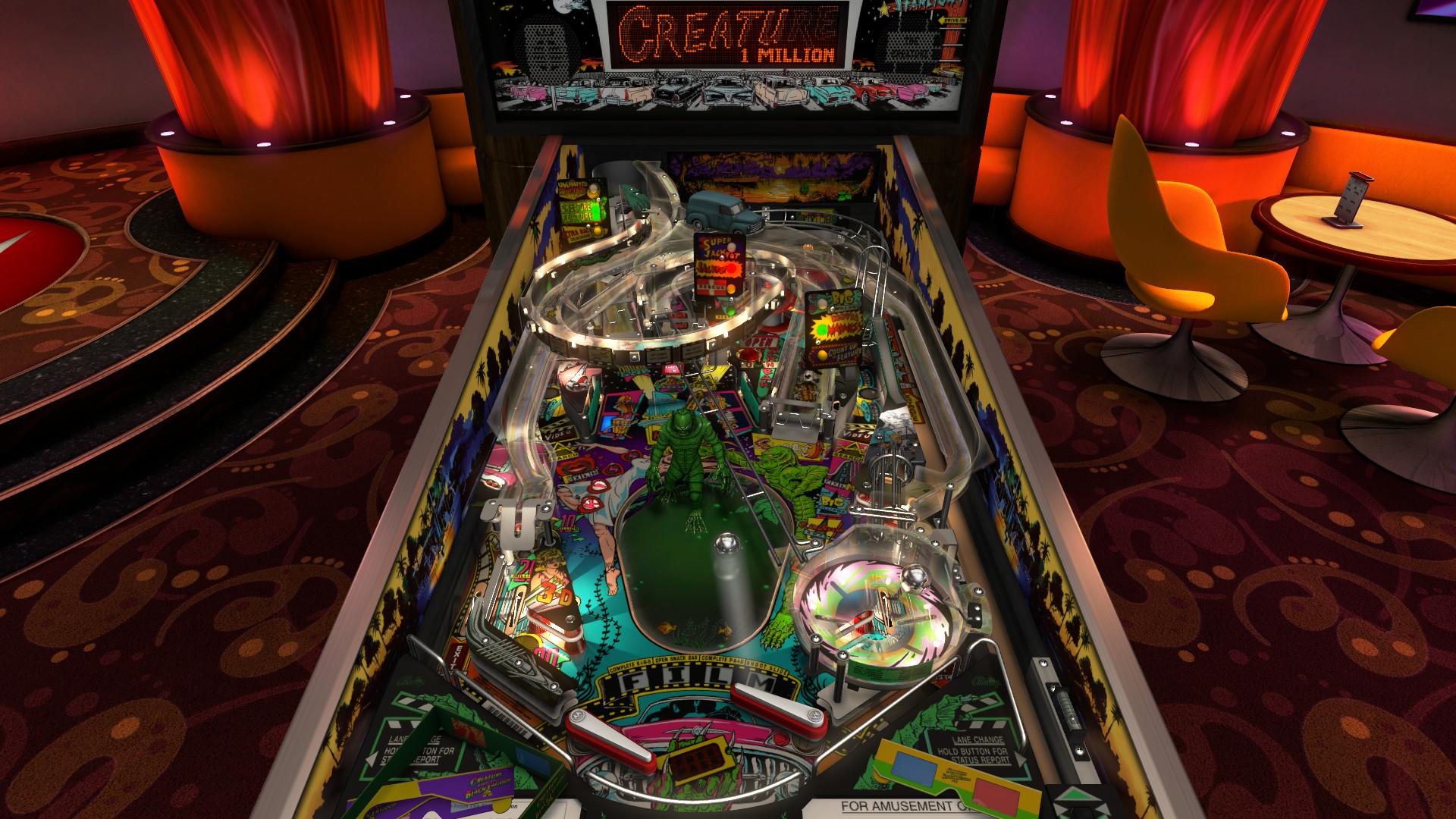 Pinball FX3 - Williams™ Pinball: Universal Monsters Pack PC Fiyatları