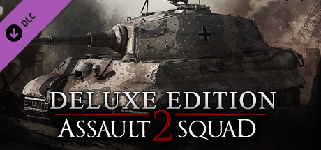 Men of War: Assault Squad 2 - Deluxe Edition upgrade