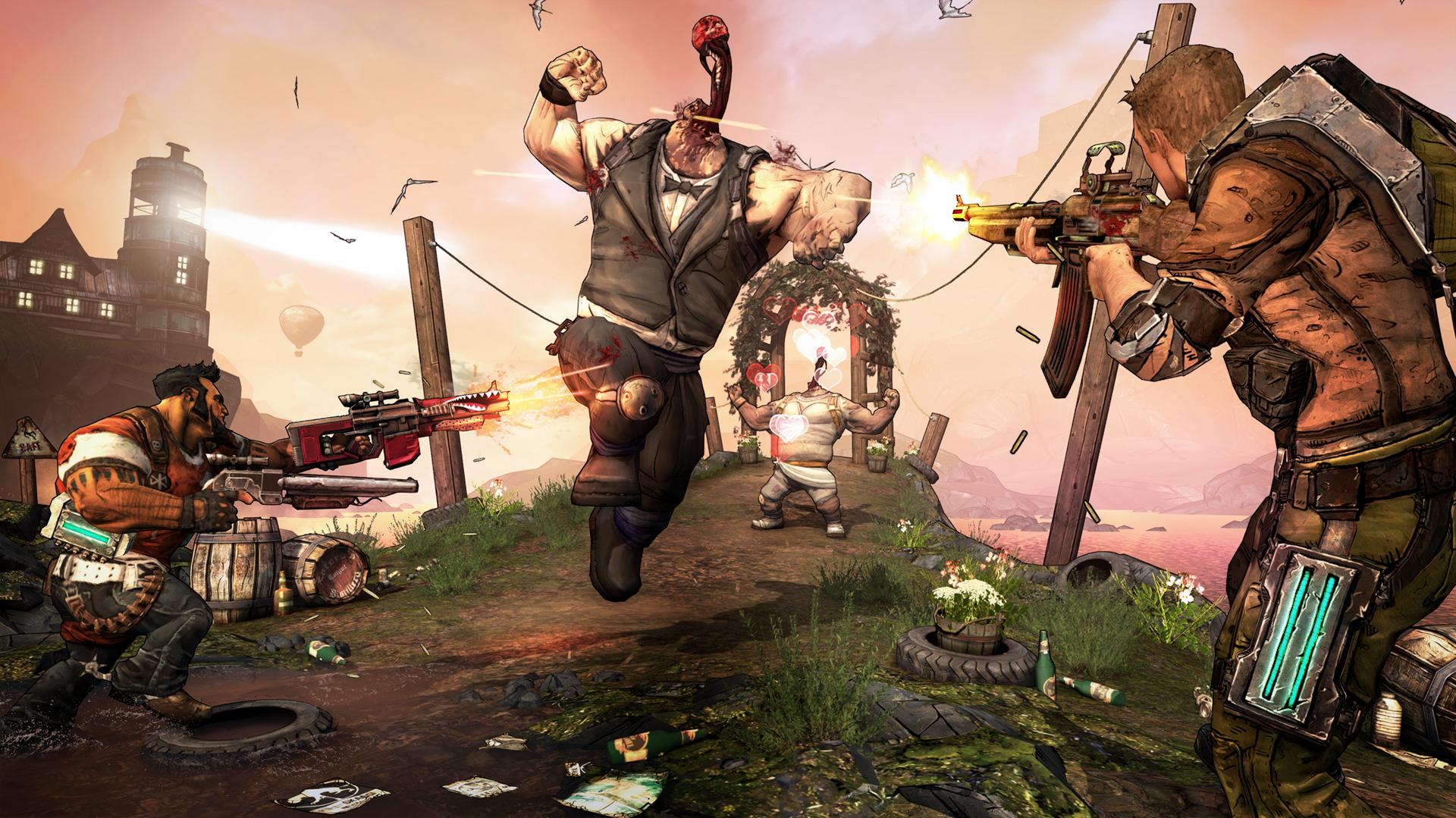 Borderlands 2: Headhunter 4: Wedding Day Massacre PC Key Fiyatları