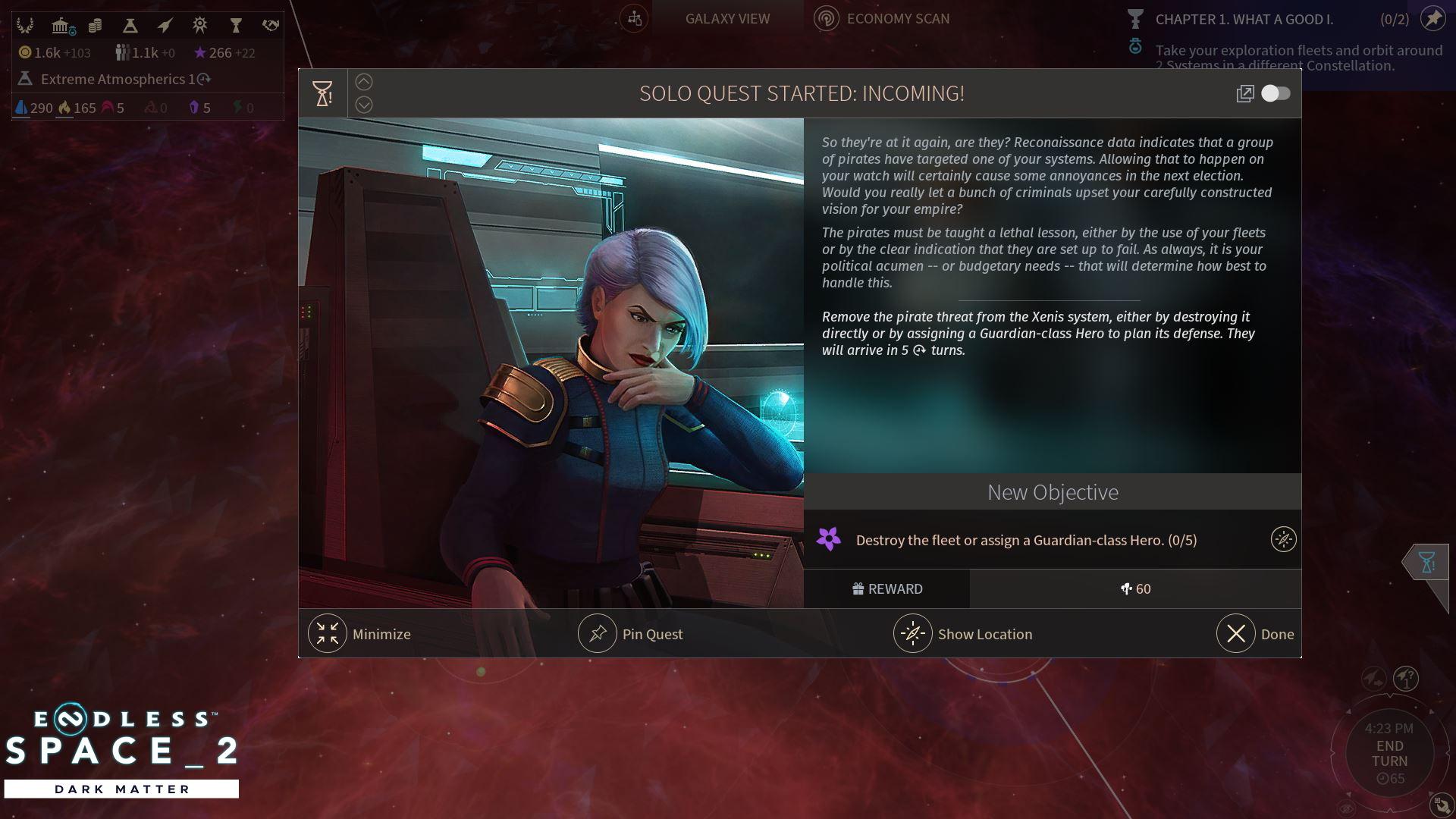 Endless Space® 2 - Dark Matter PC Fiyatları