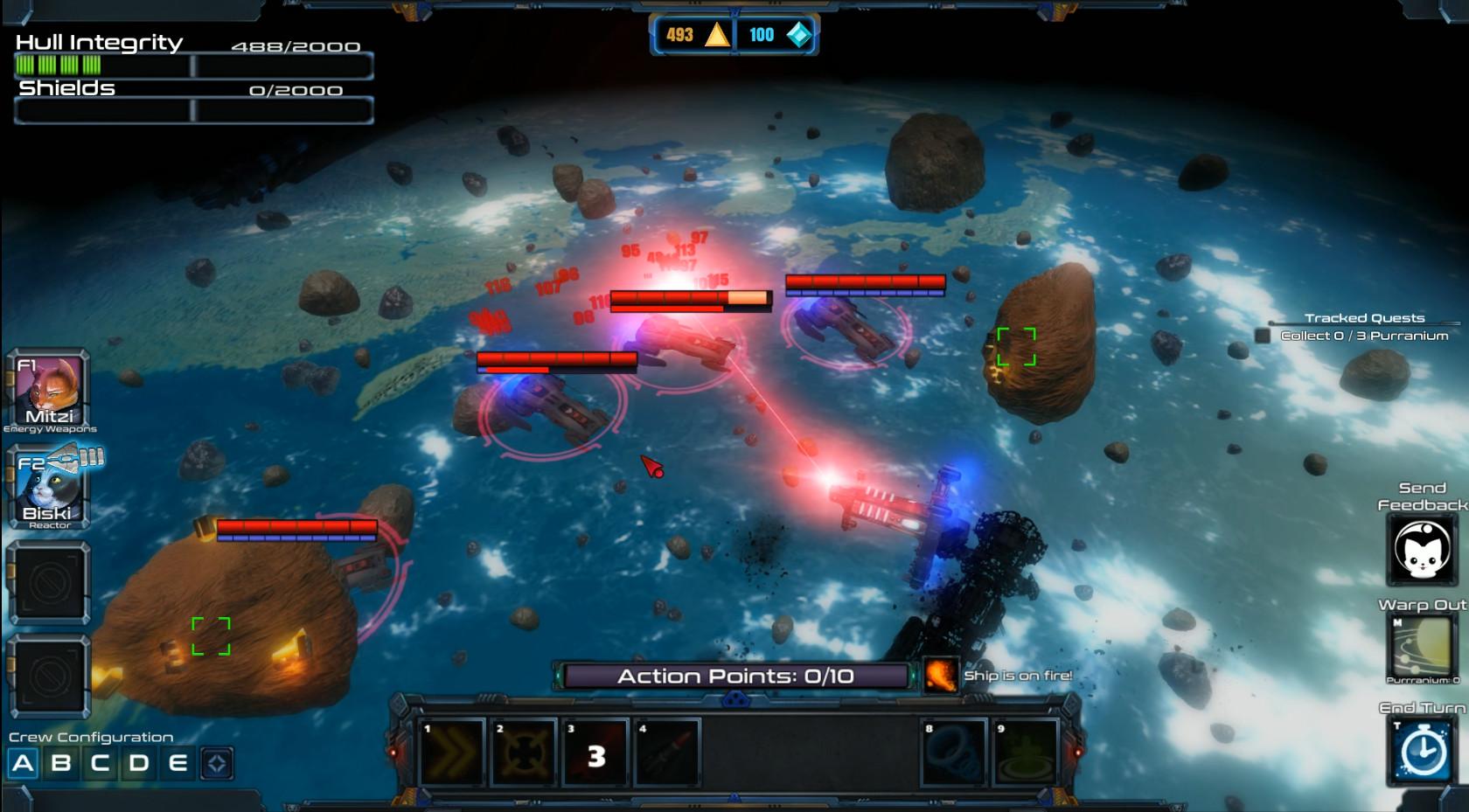 Space Cats Tactics: Prologue PC Key Fiyatları