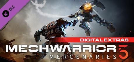 MechWarrior 5: Mercenaries - Digital Extras Content