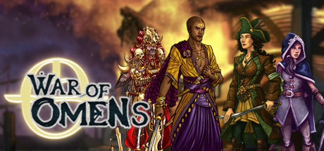War of Omens Card Game