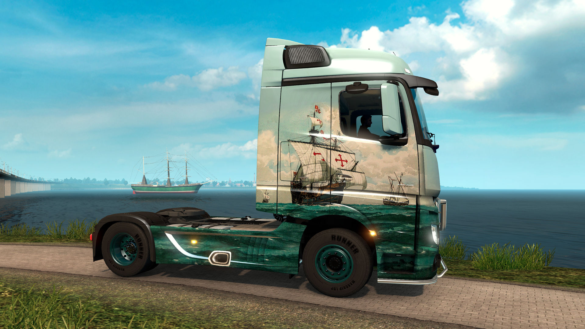 Euro Truck Simulator 2 - Spanish Paint Jobs Pack PC Key Fiyatları
