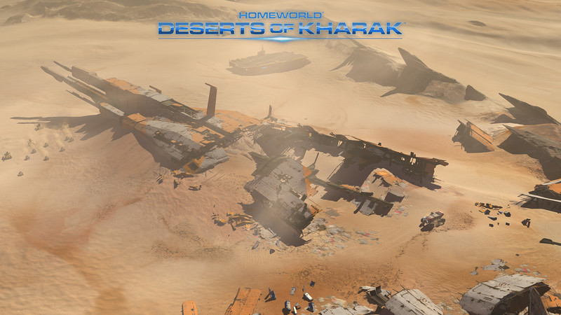 Homeworld: Deserts of Kharak - Soundtrack PC Key Fiyatları