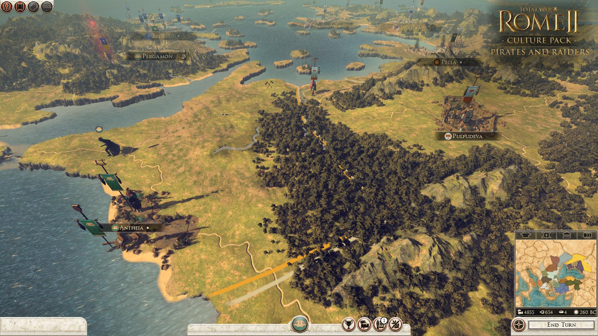Total War: ROME II - Pirates and Raiders Culture Pack PC Fiyatları