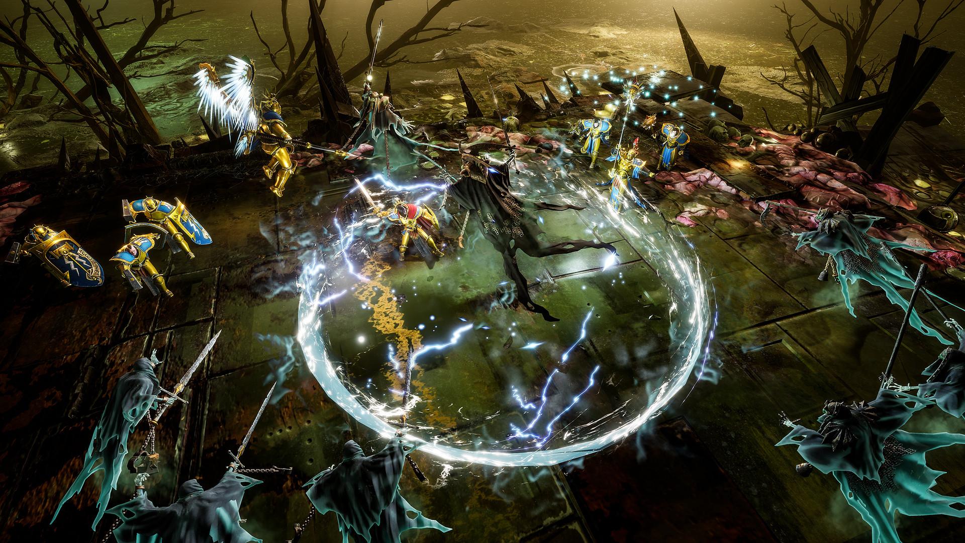 Warhammer Age of Sigmar: Storm Ground PC Key Fiyatları