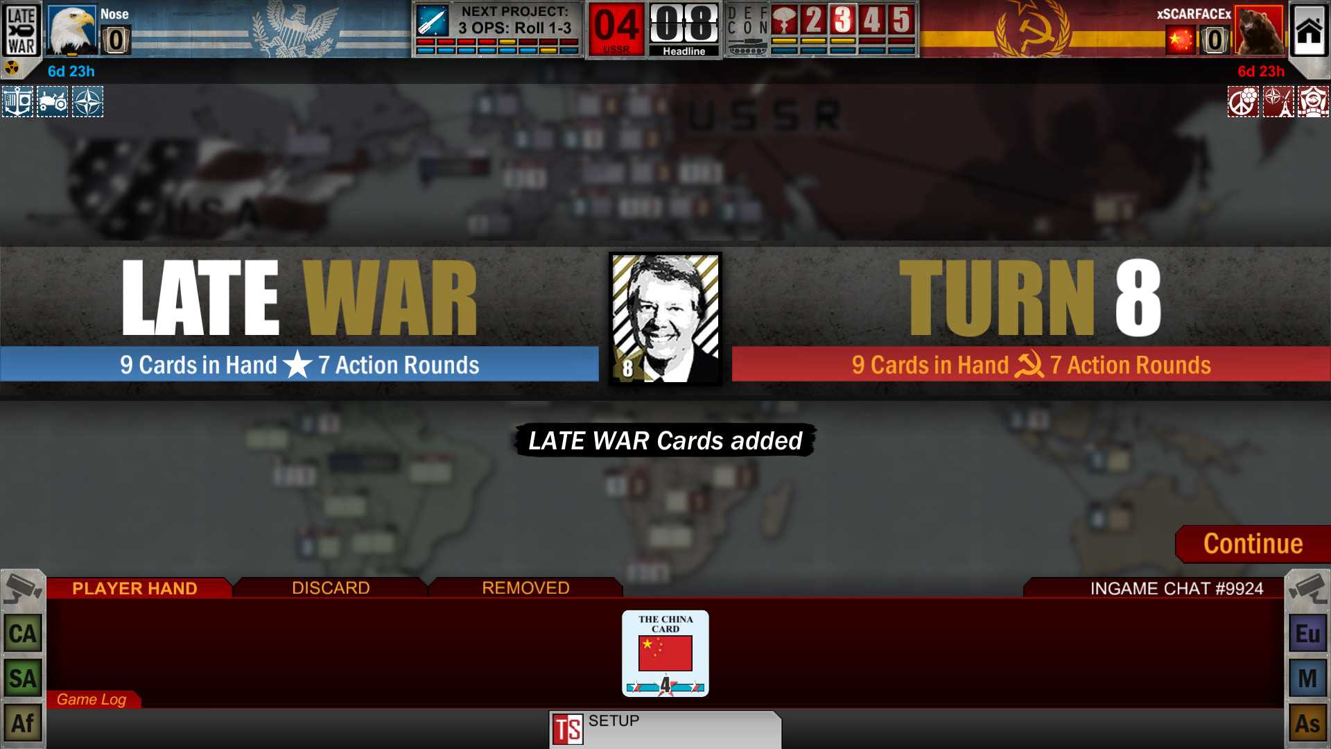 Twilight Struggle PC Key Fiyatları