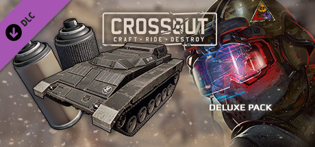 Crossout — Assault Force: Bravo-6 (Deluxe edition)
