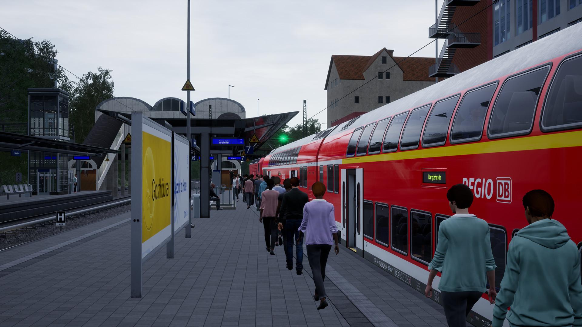 Train Sim World 2: Hauptstrecke Hamburg - Lübeck Route Add-On Fiyat Karşılaştırma