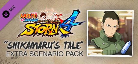 NARUTO SHIPPUDEN: Ultimate Ninja STORM 4 - Shikamaru's Tale Extra Scenario Pack