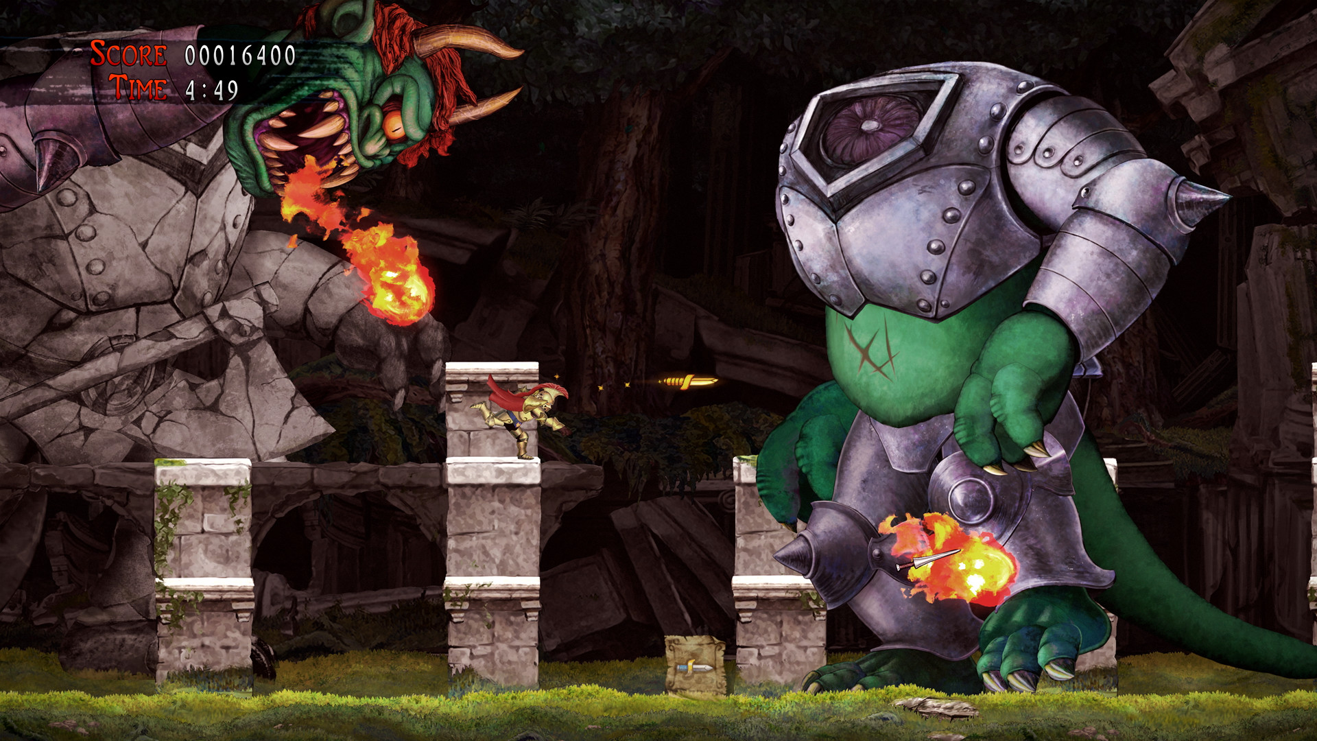 Ghosts 'n Goblins Resurrection PC Fiyatları