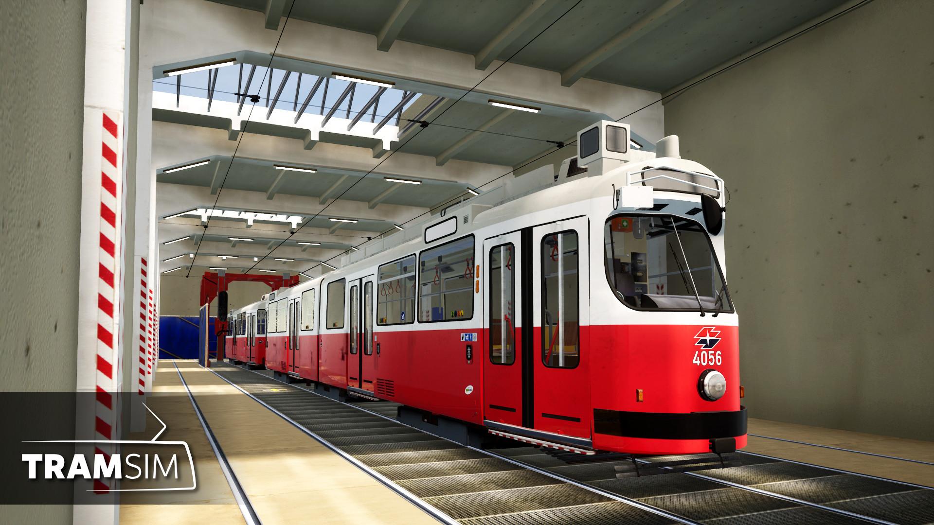 TramSim DLC Tram-Depot Vienna PC Key Fiyatları