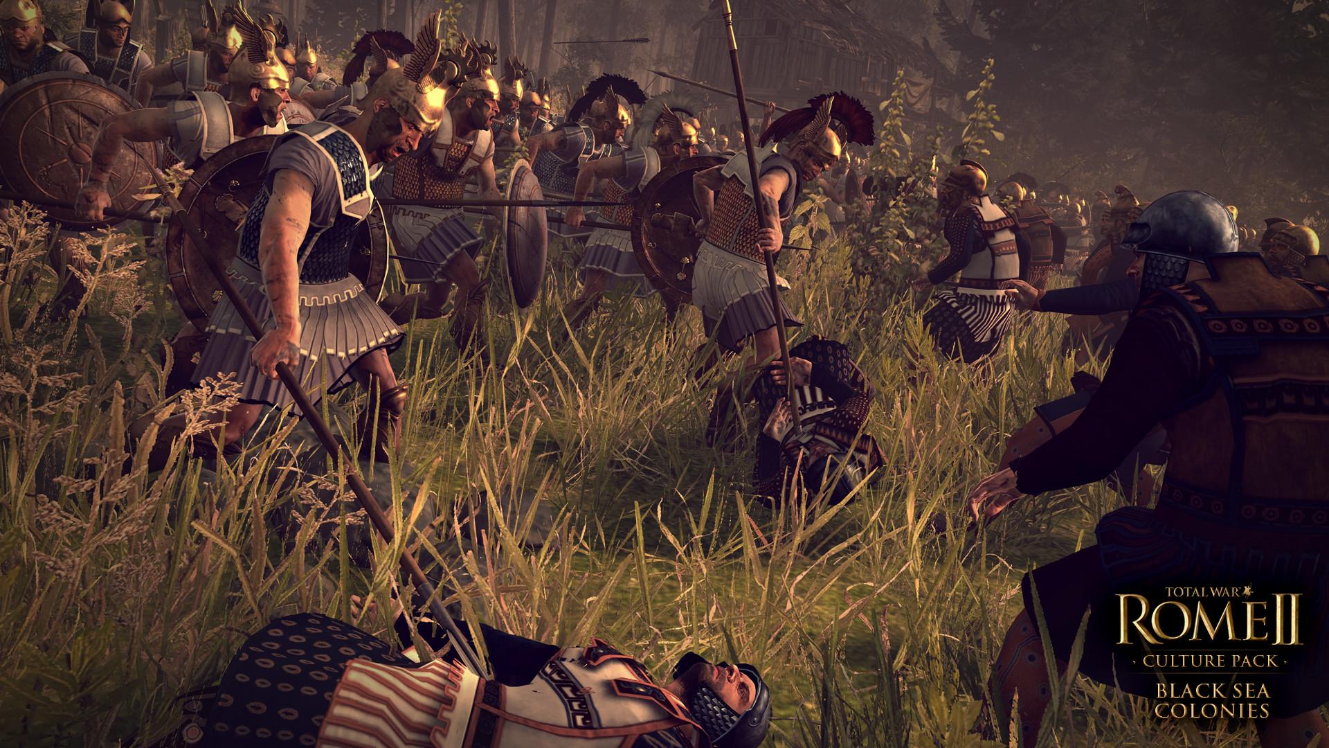 Total War: ROME II -  Black Sea Colonies Culture Pack Fiyat Karşılaştırma