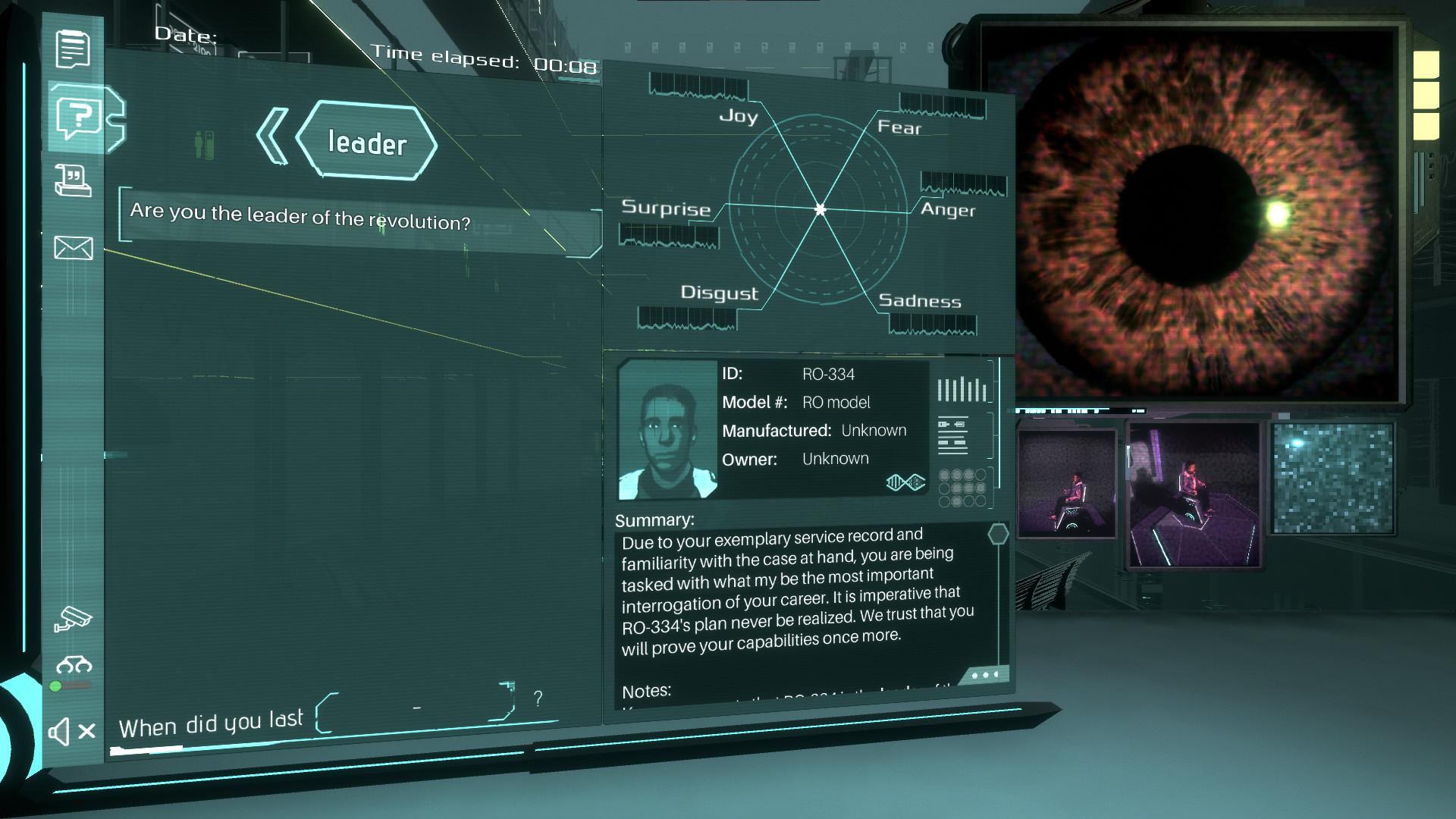 Silicon Dreams  |  cyberpunk interrogation PC Fiyatları