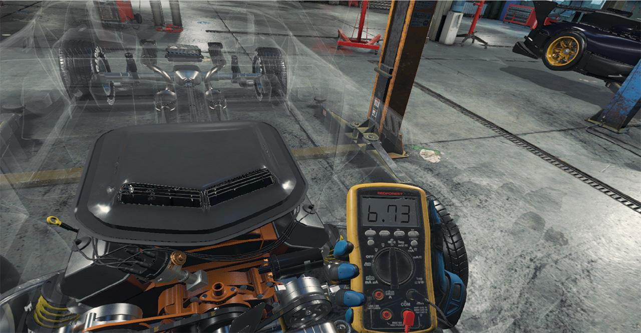 Car Mechanic Simulator VR PC Fiyatları