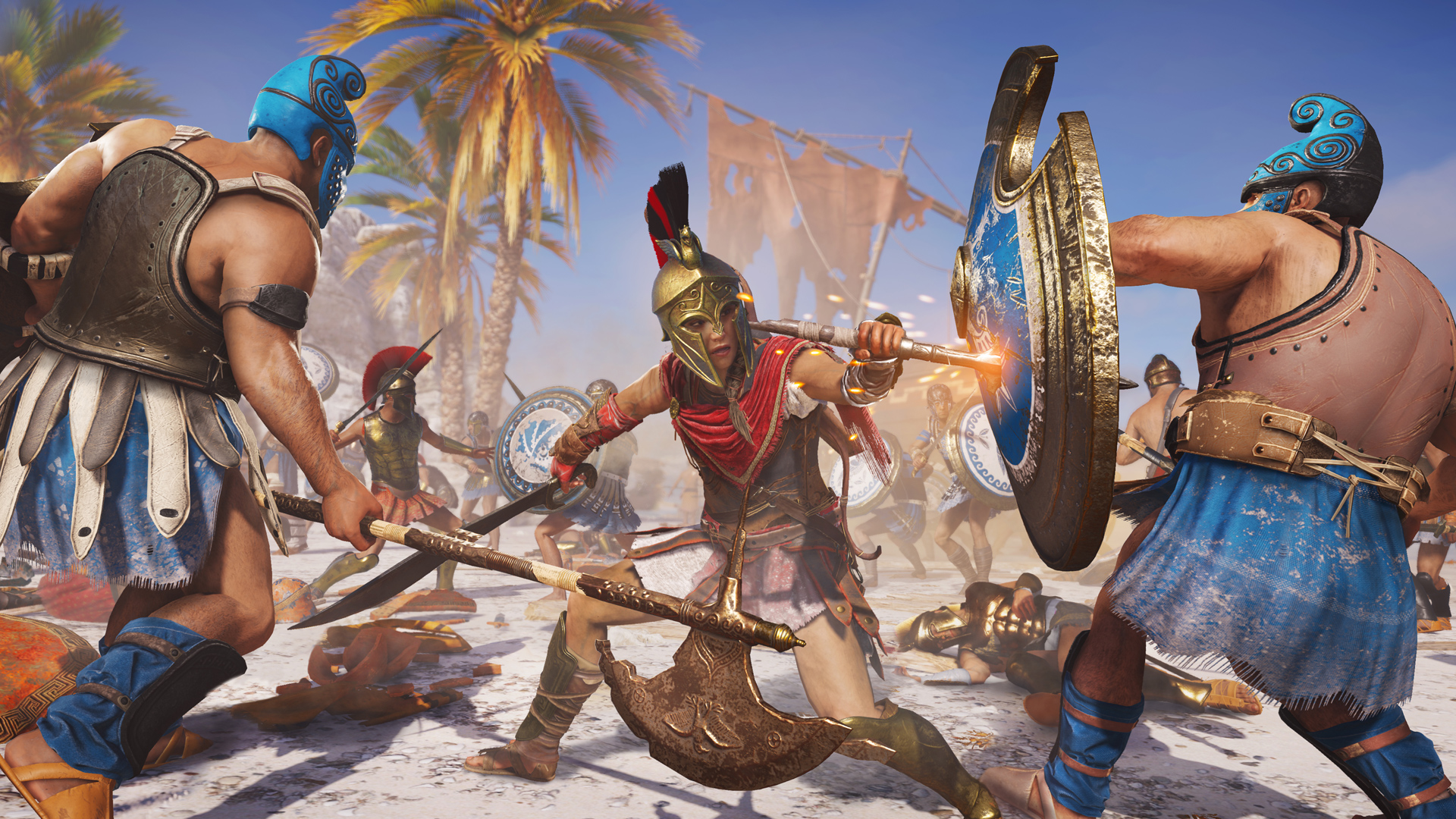 Assassin's Creed® Odyssey PC Fiyatları