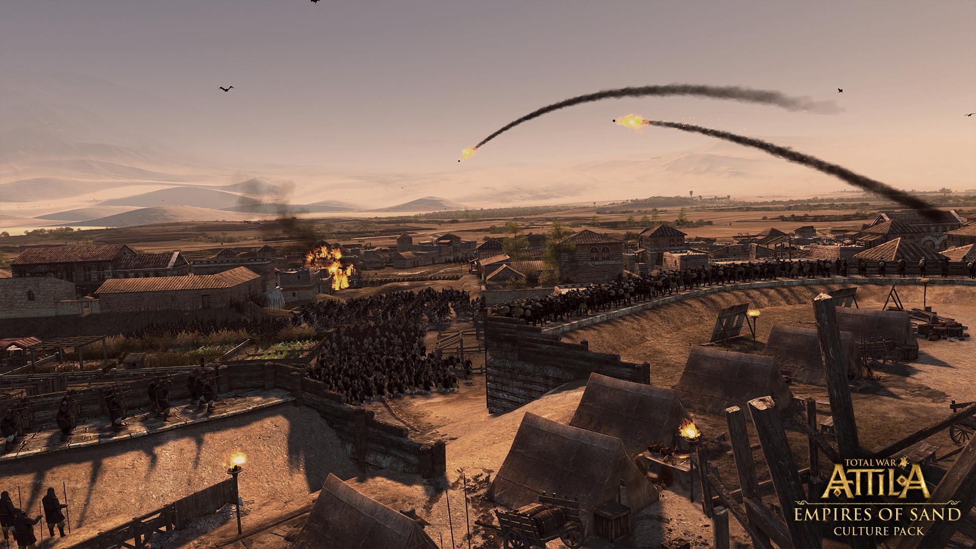 Total War: ATTILA - Empires of Sand Culture Pack Fiyat Karşılaştırma