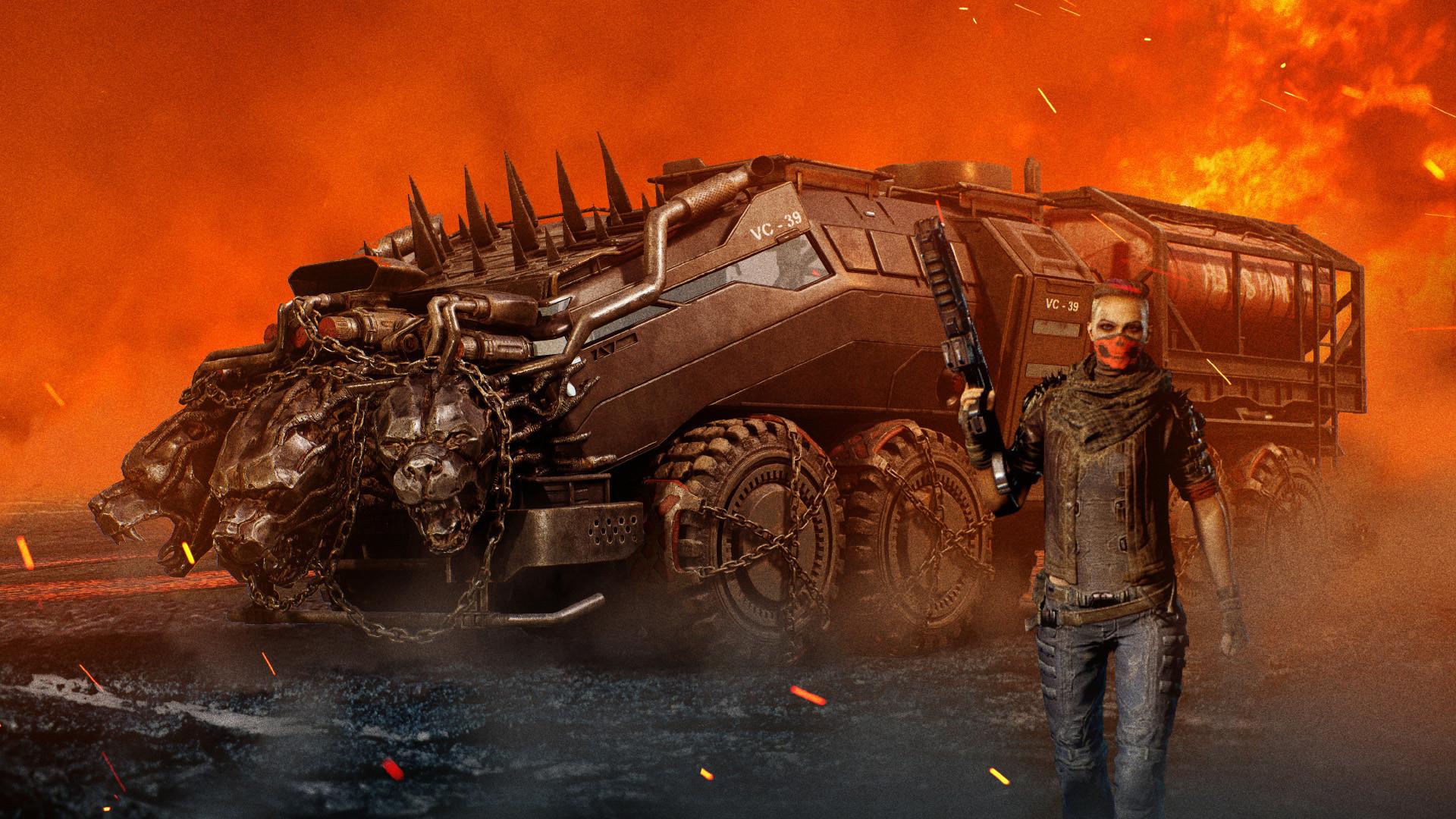 OUTRIDERS Hell's Rangers Content Pack PC Fiyatları