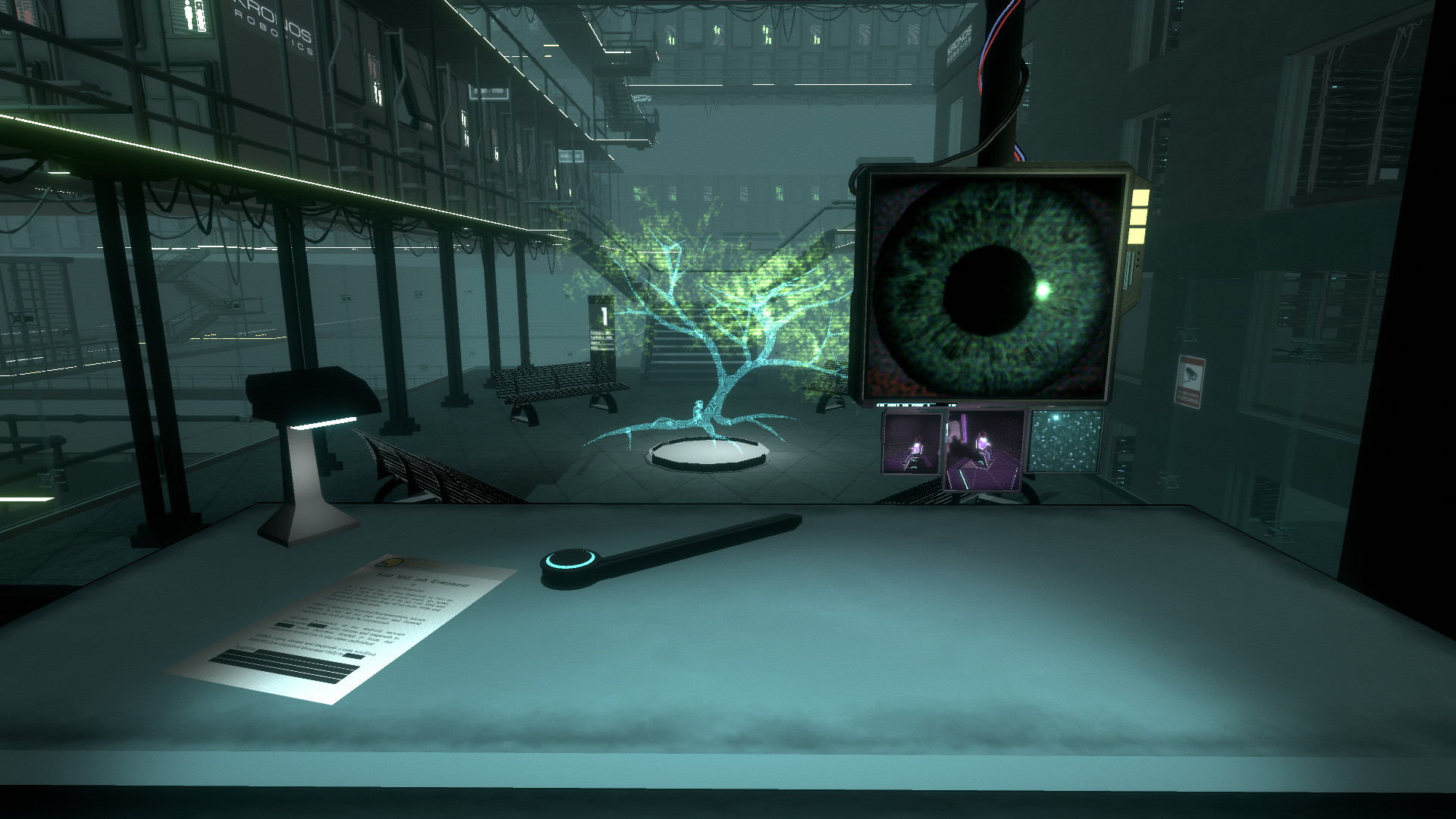 Silicon Dreams  |  cyberpunk interrogation Fiyat Karşılaştırma