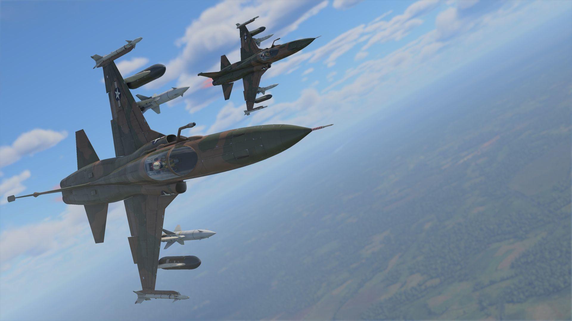 War Thunder - F-5C Pack PC Key Fiyatları