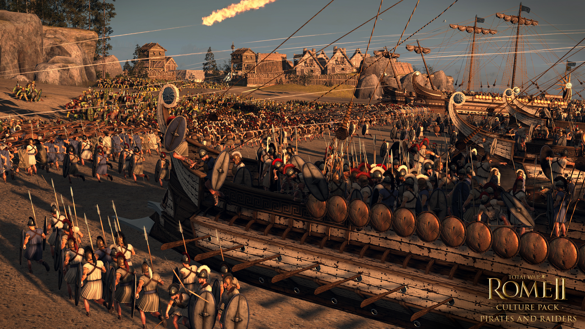 Total War: ROME II - Pirates and Raiders Culture Pack Fiyat Karşılaştırma
