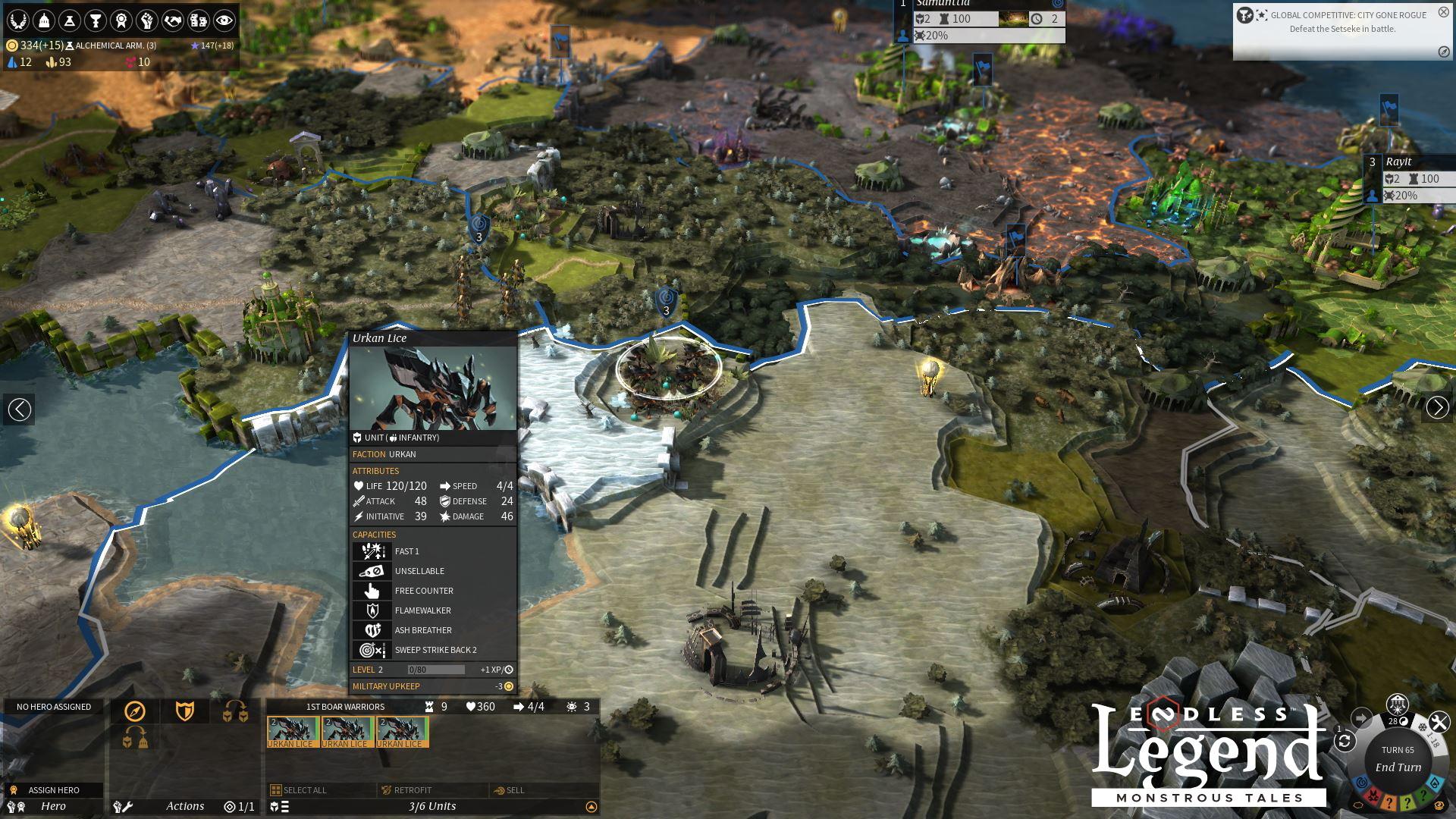 Endless Legend™ - Monstrous Tales Fiyat Karşılaştırma